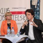 Klub Obywatelski - Gabriela Lenartowicz, listopad 2018