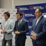 Konferencja Prasowa - Po Reg. Śląskiego - Wolne Wybory