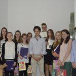 Laureaci konkursu na recenzję ksiązki 2017 Bytom