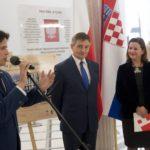 Otwarcie wystawy dot. niepodległości Chorwacji, Sejm RP - czerwiec 2018