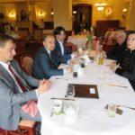 Spotkanie z Ambasador Chorwacji, 2018