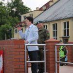 Spotkanie z żołnierzami - Dzień Wojska Polskiego 2018