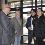 Wizyta Ambasador Chorwacji w TG - kwiecień 2017