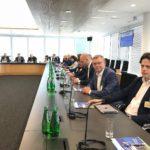 Wizyta członków sejmowej Komisji ds. UE w Europarlamencie