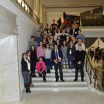 Wycieczka młodzieży do Sejmu 2017