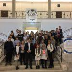 Wycieczka młodzieży do Sejmu 2018