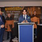 Wystawa o podziemiach TG w Europarlamencie w Brukseli - maj 2017