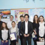 Laureaci konkursu na esej o UE 2017