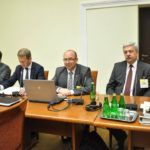 Spotkanie dot. UNESCO - Sejm, maj 2017