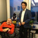 Spotkanie z Europosłem Markiem Plurą - Bruksela, 2018