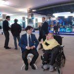 Spotkanie z Europosłem Markiem Plurą - Bruksela, maj 2017