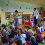Spotkanie z przedszkolakami w Nakle Śląskim CPCD 2018