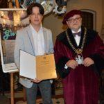 Podziękowanie od burmistrza Arkadiusza Czecha