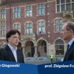Poparcie Prezydenta Gliwic, kandydata do Senatu – Zygmunta Frankiewicza