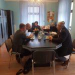 Spotkanie z radnymi miejskimi Koalicji Obywatelskiej